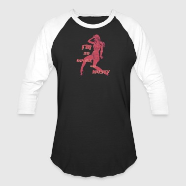 i_AM_SO_DRUNK_AND_NASTY_VINTAGE - Baseball T-Shirt