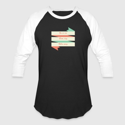 Nosey People on Instagram - Baseball T-Shirt