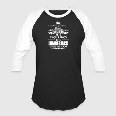 LUMBERJACK - EXCELLENCY - Baseball T-Shirt