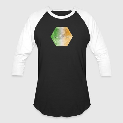 Ireland - Baseball T-Shirt
