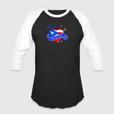Puerto Rican Princess designs - Baseball T-Shirt