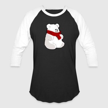 polar bear eisbaer nordpol north pole alaska7 - Baseball T-Shirt