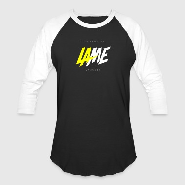 lame - Baseball T-Shirt