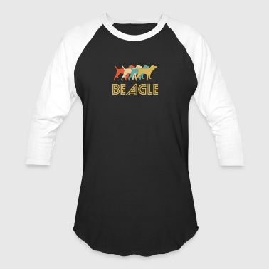 Beagle Pop Art - Baseball T-Shirt