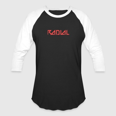 Radial_Shirt_Logo2 - Baseball T-Shirt