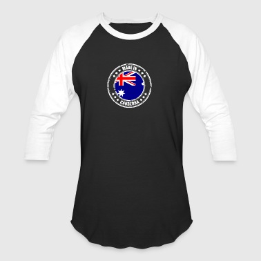 MADE IN CANBERRA - Baseball T-Shirt
