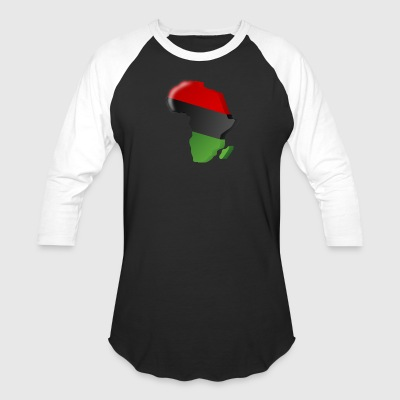 pan african - Baseball T-Shirt