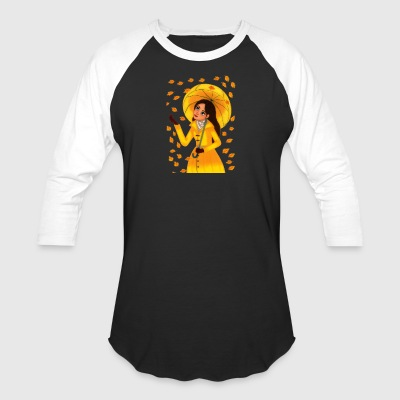 autumn - Baseball T-Shirt