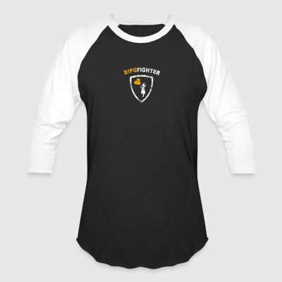DIPG Fighter Classic - Baseball T-Shirt