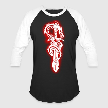 Dragon - Baseball T-Shirt