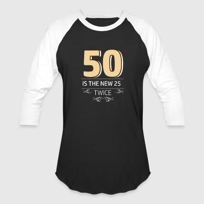 50 years and increasing in value - Baseball T-Shirt