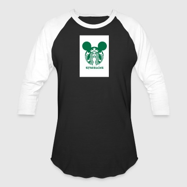 starbucks for life - Baseball T-Shirt