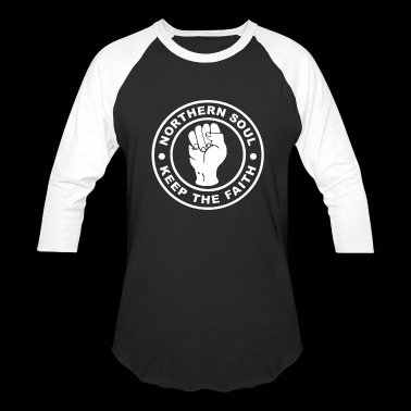 Northern Soul - Baseball T-Shirt