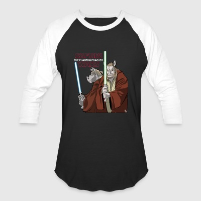 Safari Wars - Baseball T-Shirt
