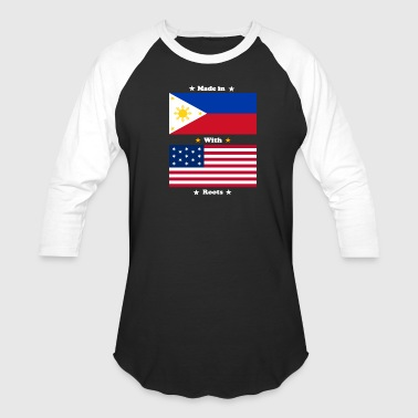 Filipina - Baseball T-Shirt