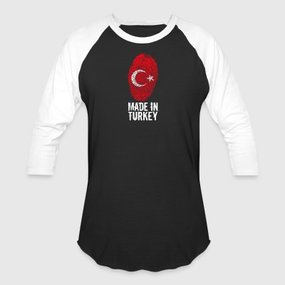Made in Turkey / Türkiye - Baseball T-Shirt