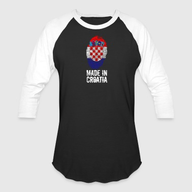 Made in Croatia / Hrvatska - Baseball T-Shirt