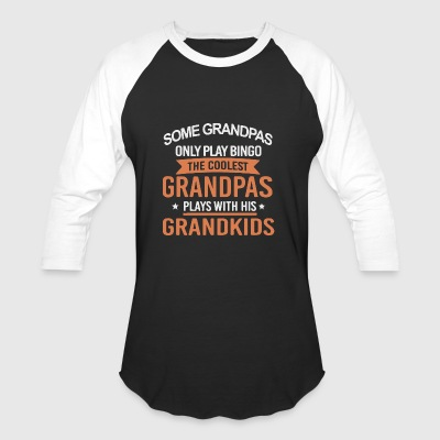 The coolest Grandpa - Baseball T-Shirt