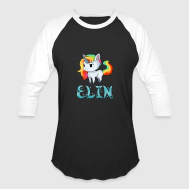Elin Unicorn - Baseball T-Shirt