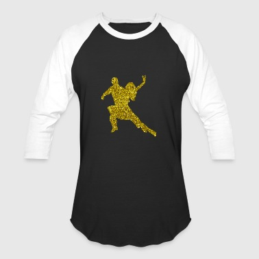 Golden Salsa - Baseball T-Shirt