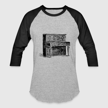 instrument piano music - Baseball T-Shirt