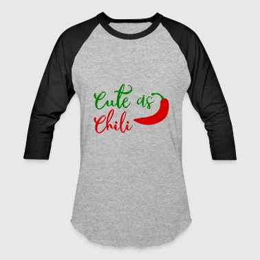 Chilis Chili - Baseball T-Shirt