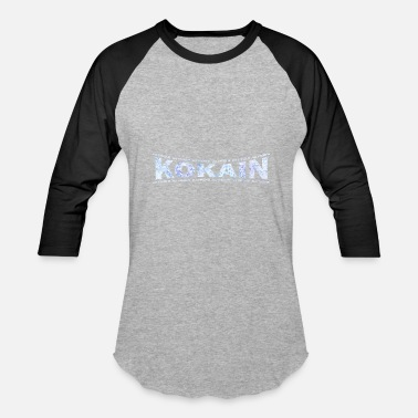 Jumpstyle LOVE TECHNO GESCHENK goa pbm KOKAIN JUMPSTYLE - Baseball T-Shirt