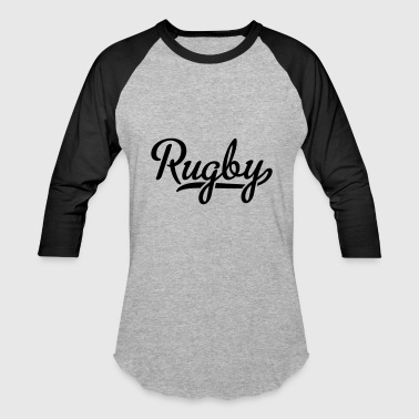 Play Rugby Rugby - Baseball T-Shirt