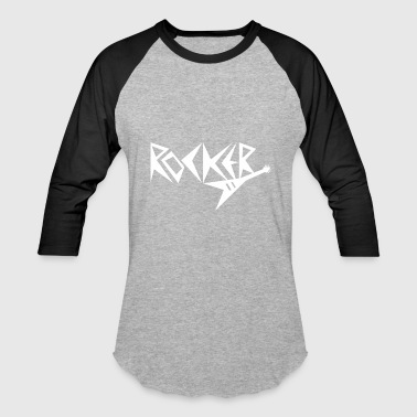 Rocker Funny - Baseball T-Shirt
