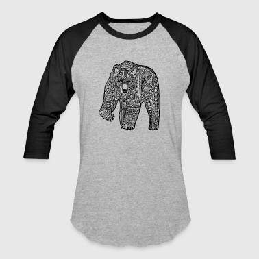The bear - Baseball T-Shirt