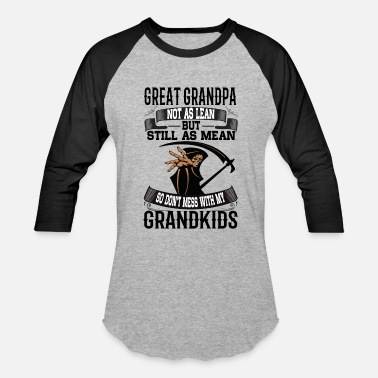 Grandpa Great Grandpa - Baseball T-Shirt