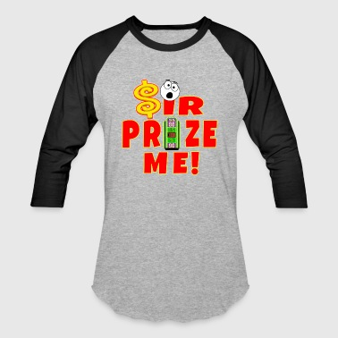 Game Show Contestant - TPIR (The Price Is...) - Baseball T-Shirt