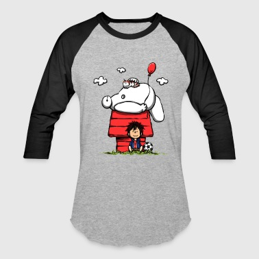 Good Grief Hiro - Baseball T-Shirt
