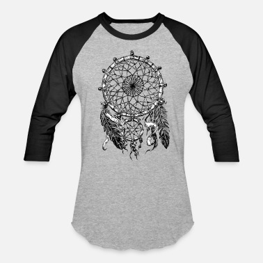 AD Dreamcatcher - Unisex Baseball T-Shirt