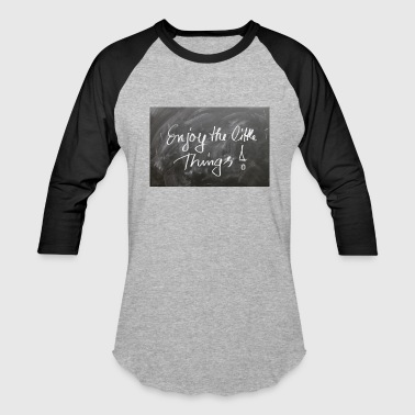 Positive thinking - Baseball T-Shirt