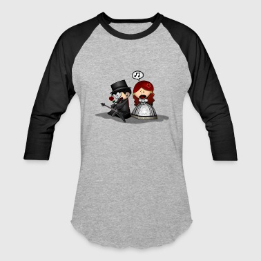 Phantom Of The Opera Funny The Phantom Of The Opera Cute Cartoon - Baseball T-Shirt