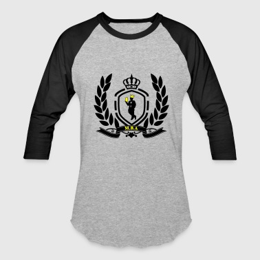 Conscious King (Crest) - Baseball T-Shirt