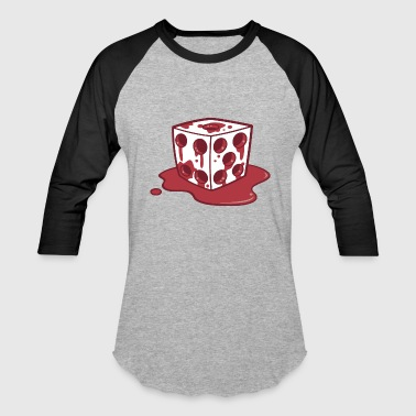 Bloody Cube - Baseball T-Shirt