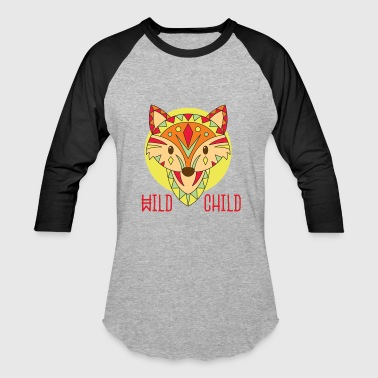 Wild Child - Baseball T-Shirt