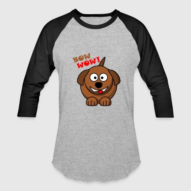 Bow Wow Bow Wow - Baseball T-Shirt