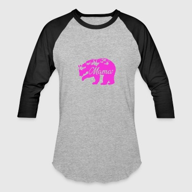 Mama Bear Design Mama Bear - Baseball T-Shirt