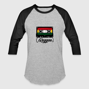 Reggae Cartridge - Baseball T-Shirt