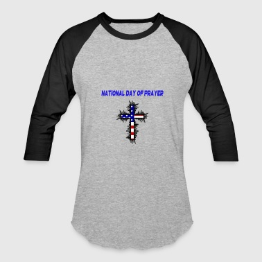 Day Of Prayer And Repentance Apparel for National Day Of Prayer National Day Of - Baseball T-Shirt