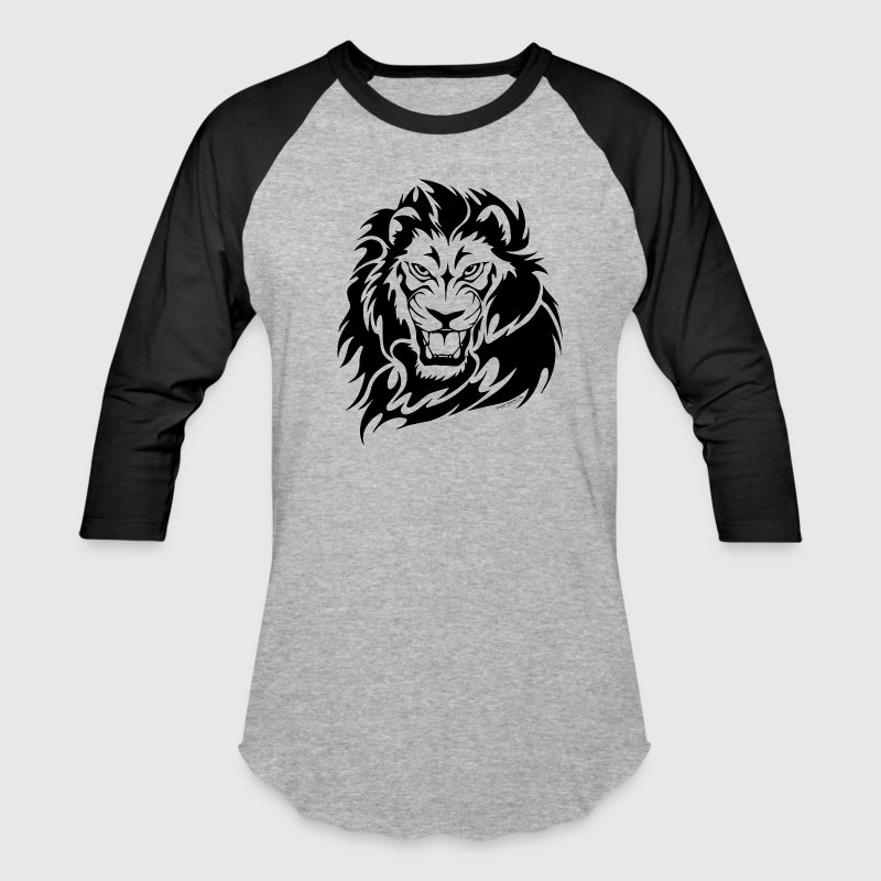 LEO...the zodiac sign (for lighter clothing items) - Baseball T-Shirt