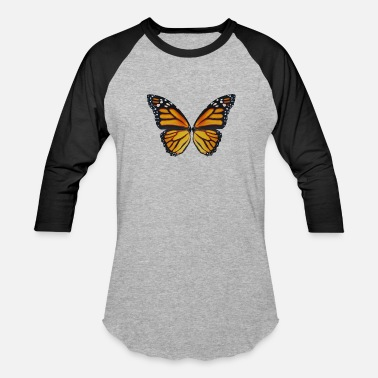 Wing Butterfly wing butterfly - Baseball T-Shirt