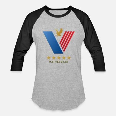Army National Guard Veteran U.S. VETERANS...Thank you for your Service! - Baseball T-Shirt