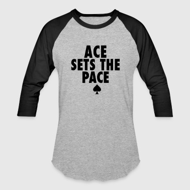 Ace Family Ace Club - Baseball T-Shirt