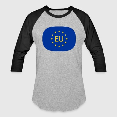 VJocys European Union EU - Baseball T-Shirt