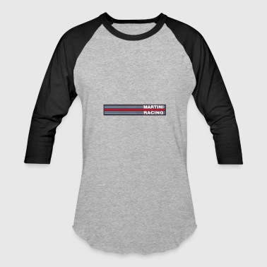 Martini Racing - Baseball T-Shirt