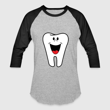 Tooth Tooth - Baseball T-Shirt